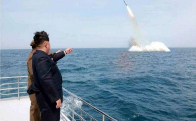 VENEZUELA: Corea del Norte dispara otro misil desde el sur del país