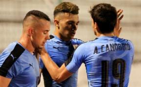 SUB 20: Uruguay le ganó a Italia en su debut mundialista