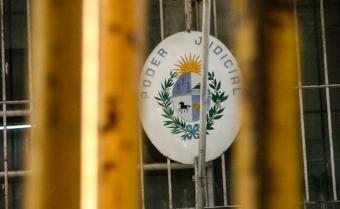 Indignación en el Poder Judicial: funcionarios paran y marchan en repudio al crimen de la Alguacil Susana Odriozola