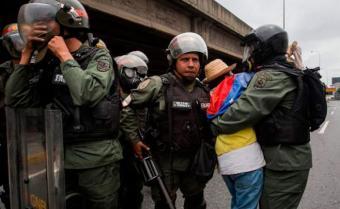 Venezuela: Capriles denuncia más de 2600 detenciones en protestas