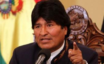 """Morales: """"En vez de obsesionarse con Venezuela, Almagro debería mirar más a Brasil"""""""