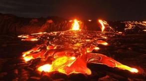 Descubren la lava más caliente de los últimos 2.500 millones de años