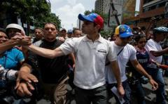 """Responsabilizan a Capriles por """"células terroristas"""""""