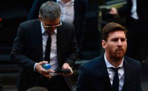 Supremo confirma condena de  21 meses de cárcel a Messi
