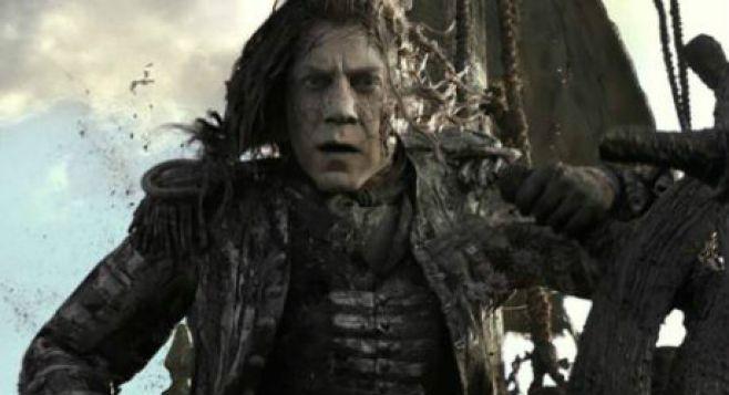 Los Piratas del Caribe ya invaden las salas de cine en Ecuador