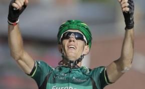 El francés Pierre Rolland ganó la 17ª etapa del Giro de Italia