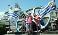Uruguay cierra primer cuatrimestre de 2017 con 1,7 millones de turistas