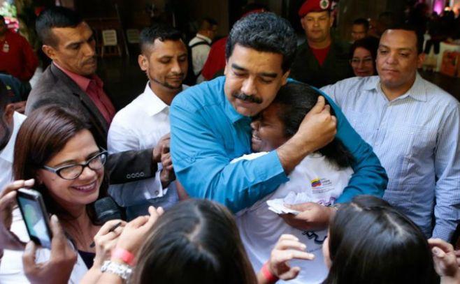 Maduro a la oposición: