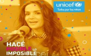 """Unicef lanza nueva edición de """"Todos por los niños"""""""
