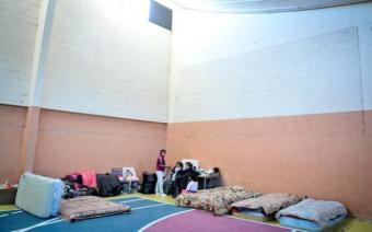 Casi 200 personas fuera de sus hogares por fuertes lluvias