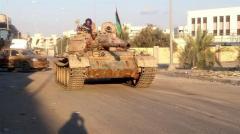 Grupo yihadista libio anunció su disolución