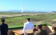 Corea del Norte lanzó un nuevo misil a Japón