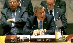 """Uruguay no se """"calla la boca� en el Consejo de Seguridad de la ONU"""