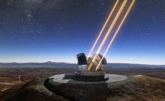 Comienzan a construir el mayor telescopio óptico del mundo