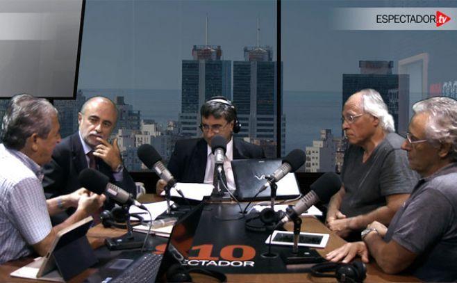 García sobre reforma de caja militar: el PN está intentando hacer buena letra