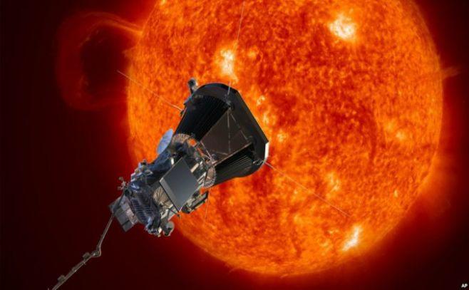 NASA anuncia envío de sonda espacial al Sol