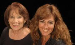 Cristina y Carmen Morán juntas nuevamente en el escenario