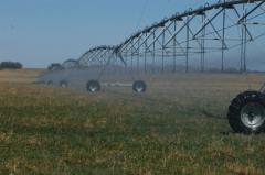 INIA realizará consultoría sobre el riego en Uruguay