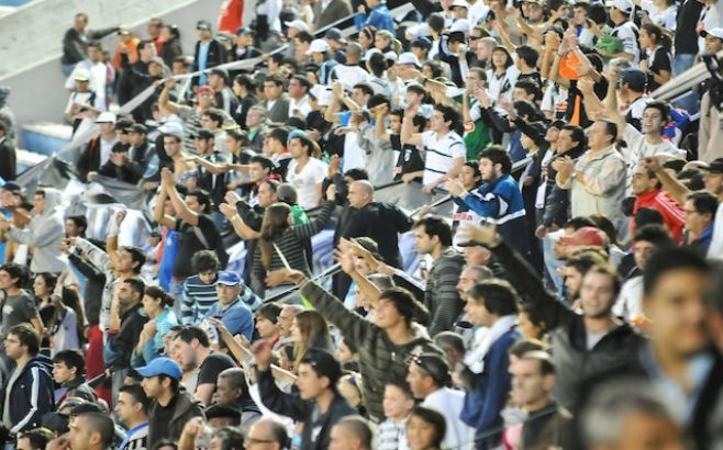 Nacional venció a Danubio 2-1