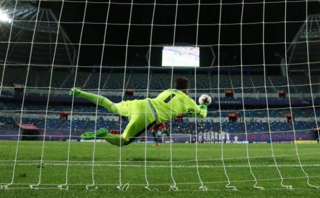 Uruguay derrota a Portugal y avanza a las semifinales