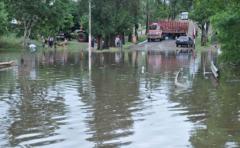 Sigue aumentando el número de desplazados mientras se esperan más lluvias