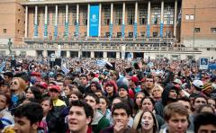Amistoso Uruguay-Italia puede cambiar el tránsito céntrico