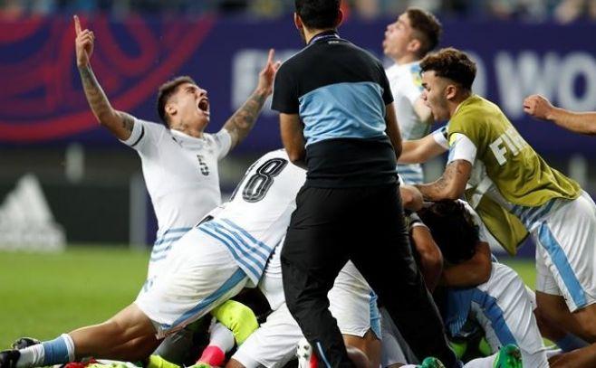 Venezuela en la final del Mundial sub 20