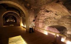 Hallan tumba del período helenístico en Alejandría