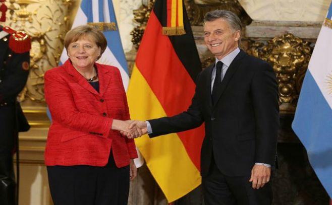 En el mejor momento, relación bilateral México-Alemania: Merkel