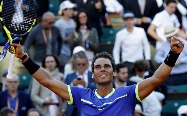 Djokovic cae en cuartos de Roland Garros, Nadal avanza a semifinales