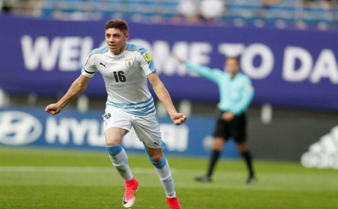 Inglés Solanke ganó Balón de Oro en Mundial Sub-20