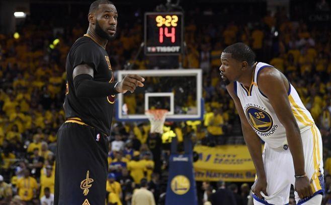 Los 'Golden State Warriors' le arrebatan la corona a LeBron James