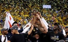 Golden State Warrioros campeón