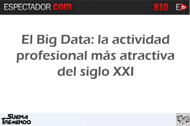El Big Data: la actividad profesional más atractiva del siglo XXI