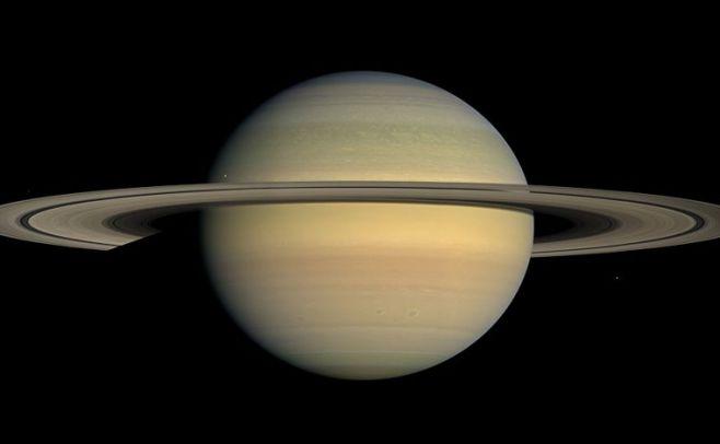 El mejor día del año para contemplar Saturno
