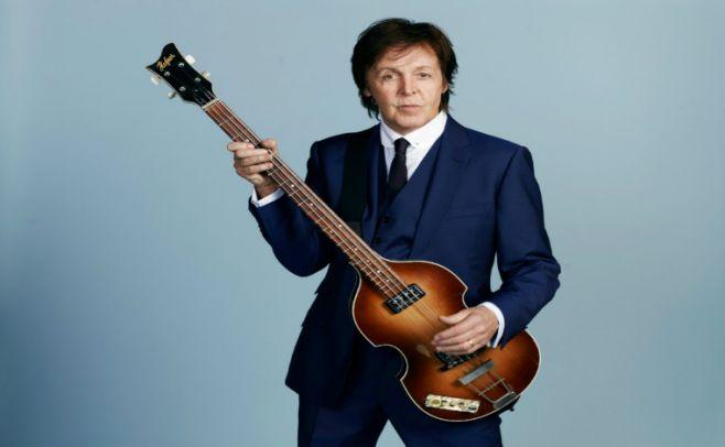 Quince fechas para celebrar el 75 cumpleaños de Paul McCartney