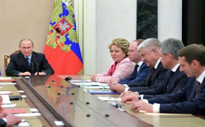 Sanciones de EU dañarán relaciones bilaterales: Putin