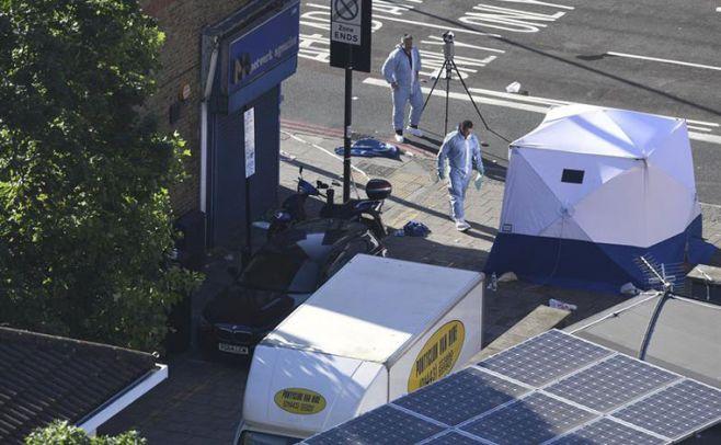 Scotland Yard asegura que el nuevo ataque de Londres es un atentado terrorista. EFE