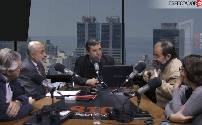 """Pereira: """"Usuarios de ómnibus se bancan la mugre y pagan un boleto caro"""""""