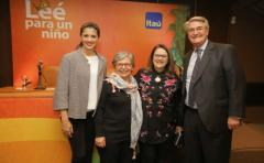 Itaú lanzó programa que promueve la lectura en primera infancia