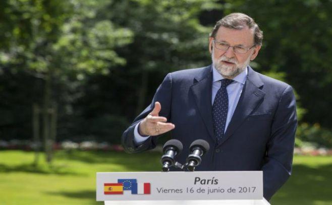 """Rajoy pide dejar a un lado la """"radicalización"""" en España"""