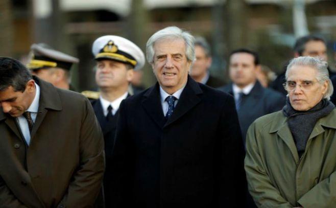 Vázquez anunció rebaja del gasoil