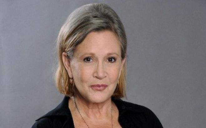 Carrie Fisher tenía restos de cocaína y heroína en su cuerpo cuando murió