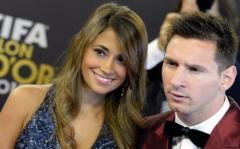 Messi llega a Argentina para ultimar los preparativos de su boda