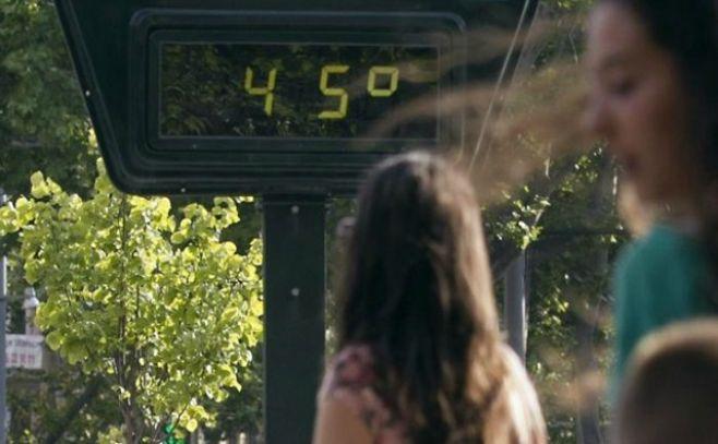 Olas de calor mortales continuarán aumentando por la emisión de gases