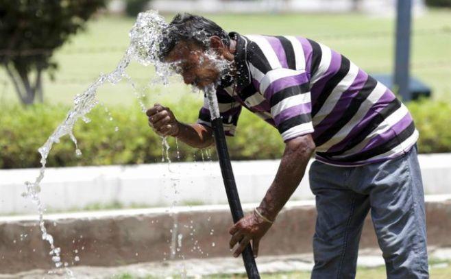 Temperaturas altas sin precedentes en todo el mundo