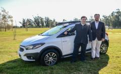 Chevrolet suma al Onix Activ para conectarte con tu lado más aventurero