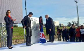 Cancha de Los Céspedes llevará el nombre de Luis Suárez