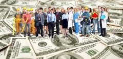 Récord de empleados públicos y deuda externa