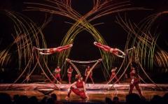 Tras el éxito, Cirque du Soleil agrega funciones en Uruguay